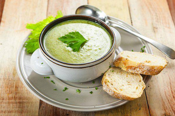 شوربة الكرفس للرجيم مطبخ سيدتي Recipe Soup Recipes Homemade Soup Recipe Fall Soup Recipes