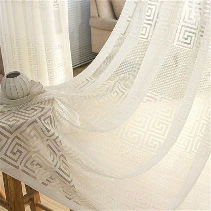 Cheap tulle outerwear, Buy Quality curtains for big windows directly from China tulle sparkle Suppliers: 1 Pair Tulle Window Screening Blinds Sheer Voile Gauze Curtains for Kitchen Bedroom Balcony Living Room Dividers Purdah