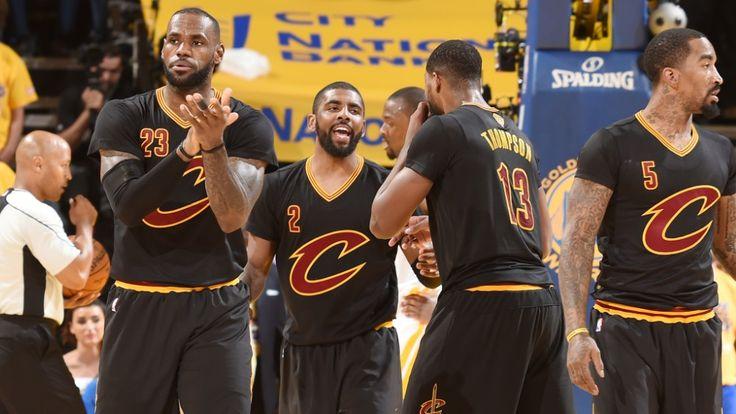 LeBron James y Kyrie Irving se inspiraron para ganar sexto juego Cavs ante Warriors.