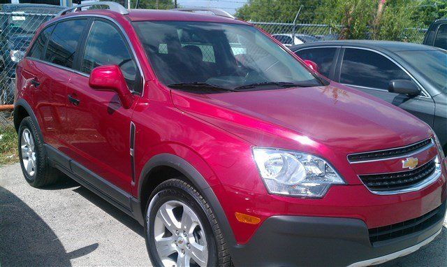 2013 Chevrolet Captiva Sport Fleet  Crystal Red Tintcoat For Sale in San Antonio, TX  Vin: 3GNAL2EK8DS619713 - http://www.autonet.net/cardealers/texas/mccombsfordwest/cars-for-sale/2013-chevrolet-captiva-sport-fleet-crystal-red-tintcoat-for-sale-in-san-antonio-tx-vin-3gnal2ek8ds619713/