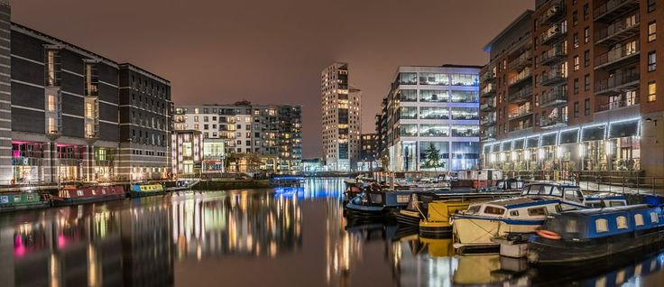 Leeds Dock by sype1 on 500px