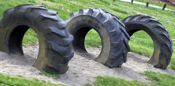 17 best ideas about tractor tire on pinterest tractor for Tire play structure
