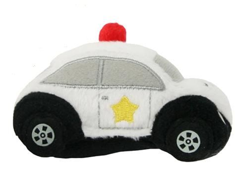 We love this police car and so will your furry friend! Cute and stylish, your pet will be wanting to play with this all day long!