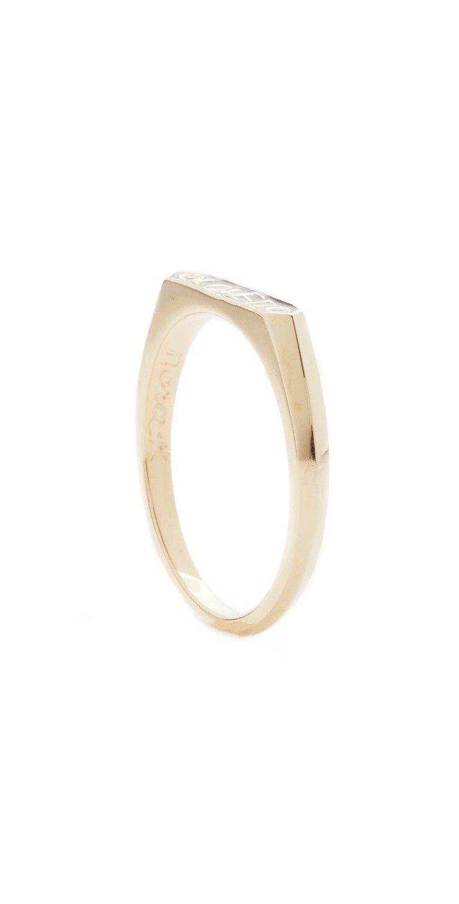 Nora Kogan Loved Ring | SHOPBOP