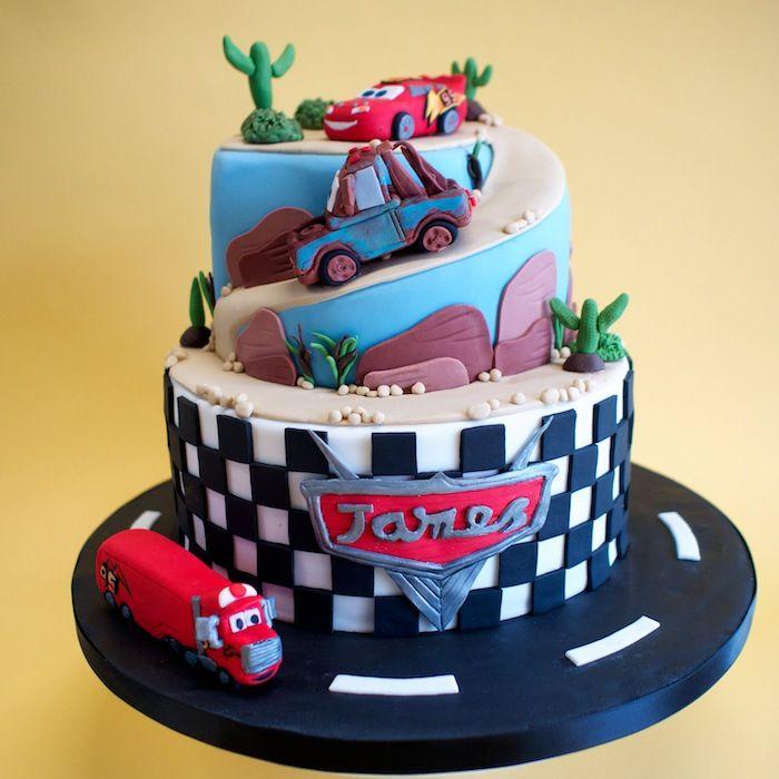 3rd birthday cake for boy - Google Search