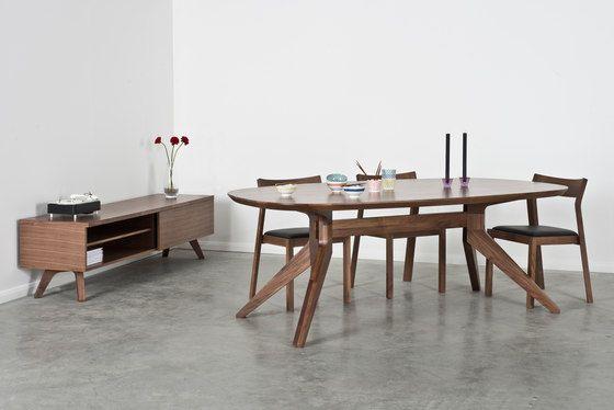 Крест овальный журнальный столик по корпусной мебели   Architonic