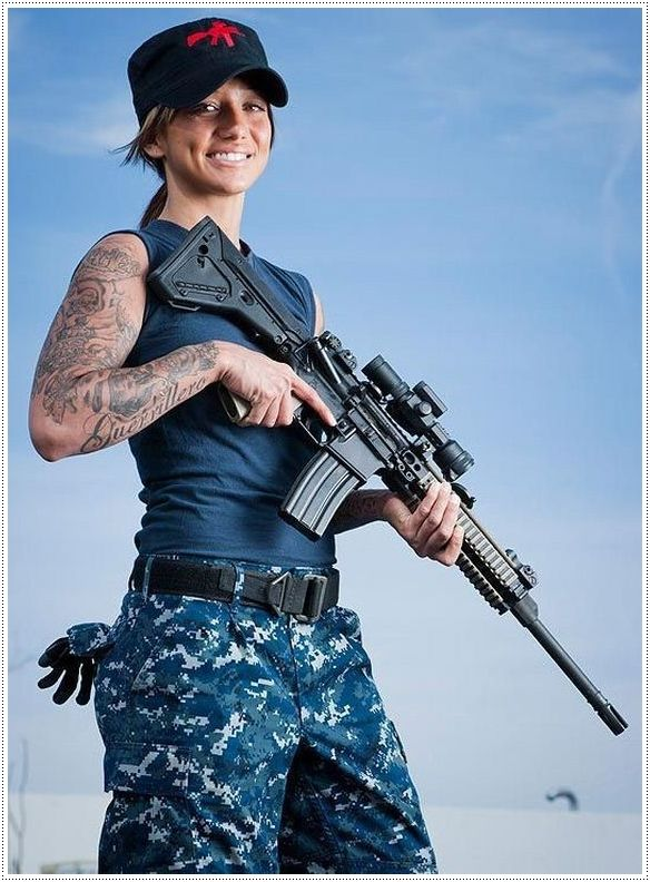 Jackie Carrizosa is a former US Navy officer who trained Rihanna for her role in Battleship movie.: Go Girls, Beautiful Woman, Girls Generation, Badass Princesses, Kicks Ass, Jackie Carrizosa, Sexy Women With Guns, Badass Grrls, The Navy