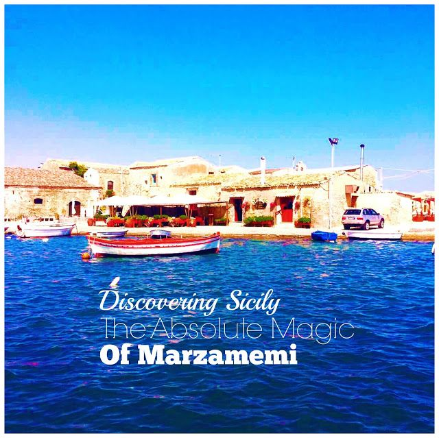 The Magic Of Marzamemi Discover this exquisite little fishing village on the southeast coast of Sicily, experience it's food, take to the sea in a boat, wander it's lovely ancient streets. It's the perfect place to run away to...