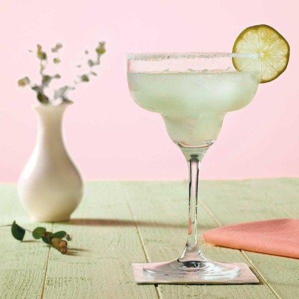 Verwen jezelf met een zelfgemaakte Margarita #cocktail #WeightWatchers #WWrecept