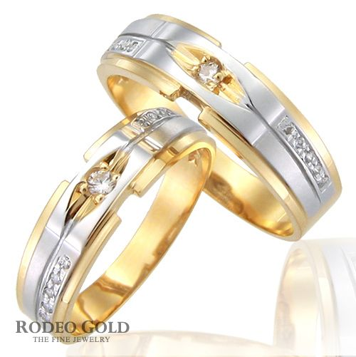Gold couple rings TCR52845