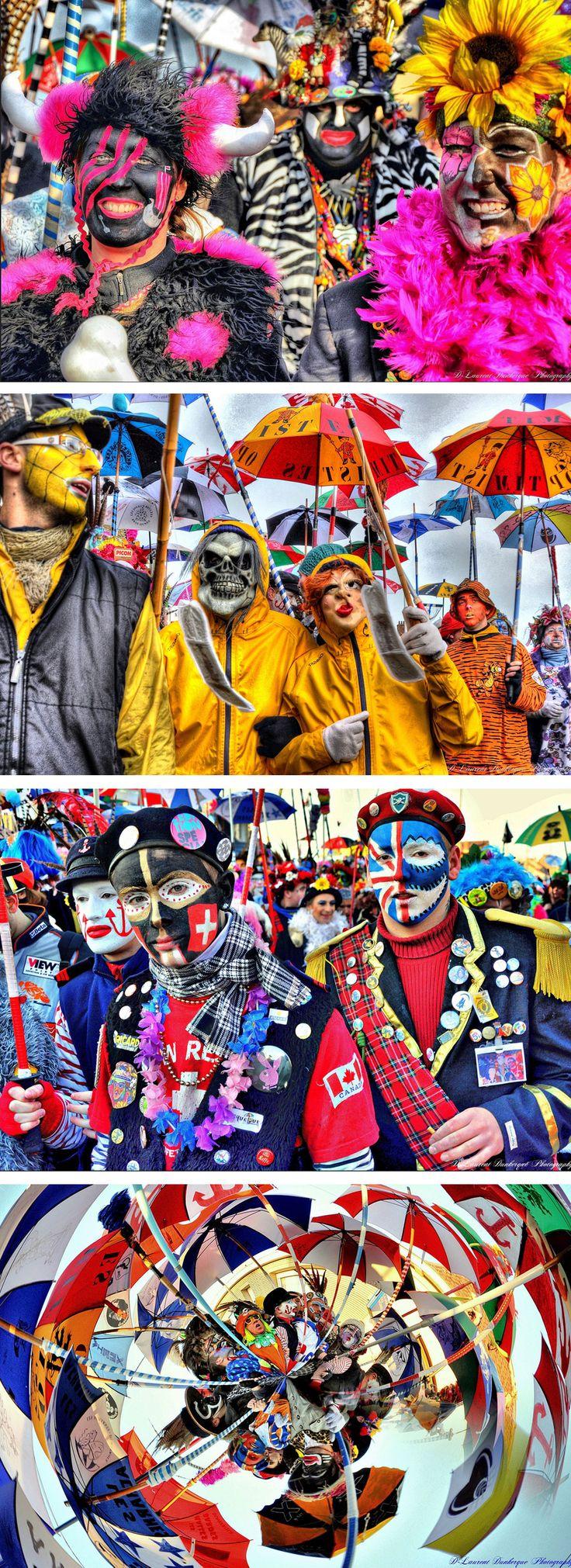 Le #carnaval de #Dunkerque : un évènement décalé !
