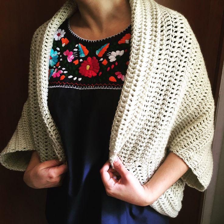 Chaleco terminado  #crochet #handmade #chaleco