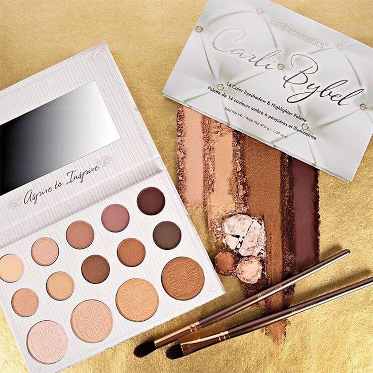 BH Cosmetics Face Palette - Eyeshadow   Highlighter   Bronzer