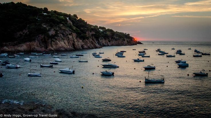 Next trip details: Back to the Costa Brava