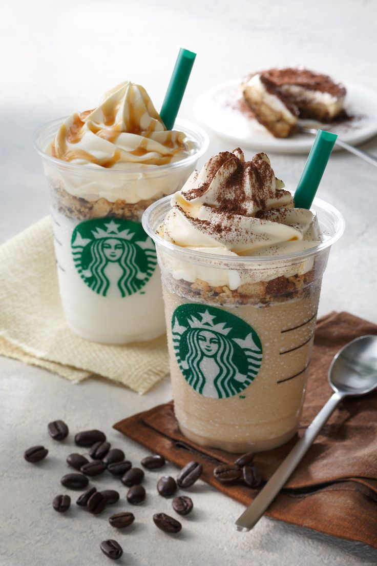 New Tiramisu Frappuccino is Being Tested in the U.S.!!! | JOLT24