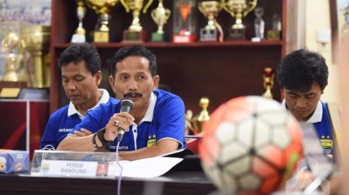 Persiapan Kontra Bhayangkara FC, Persib Bandung Baru Gelar Satu Kali Latihan