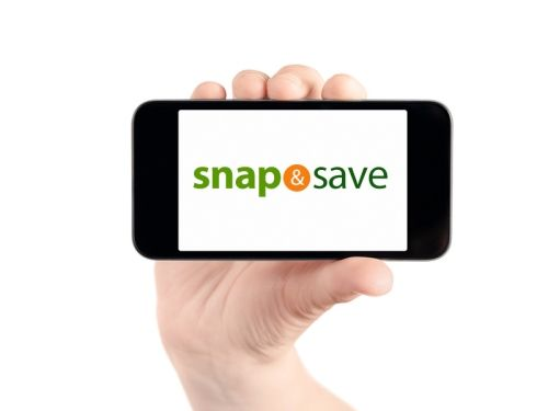 Interesting case study on the new cash back reward incentive for customers who are using smart phones for digital savings #squaredonline