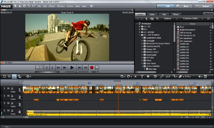 How to Edit GoPro Video