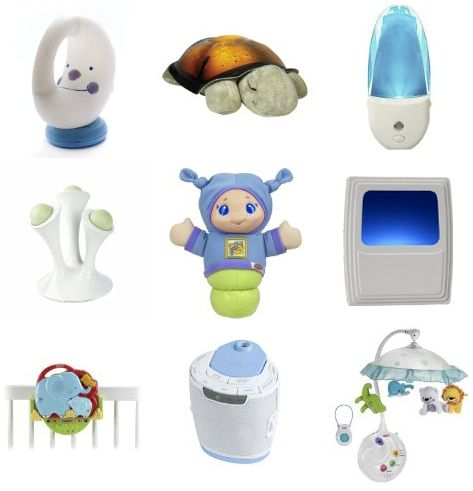 Guide To Night Light Options For The Nursery All Things Baby