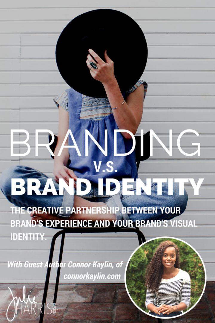 Branding v.s. Brand Identity