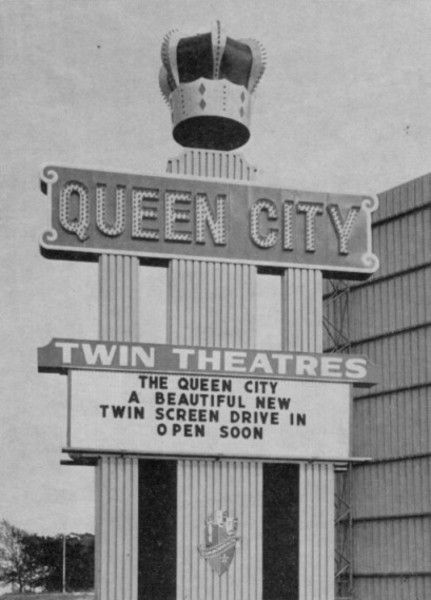 46 best drive in theaters images on pinterest drive in for Queen city motors springfield mo