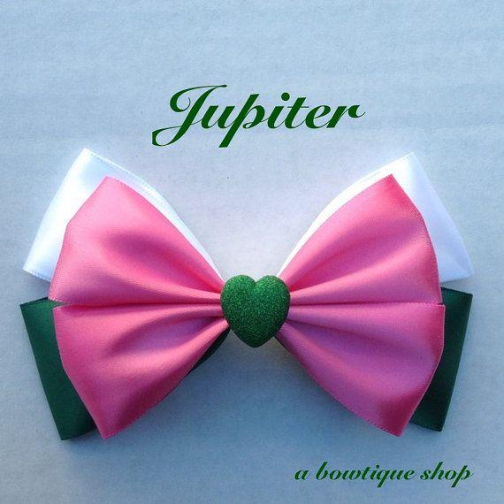jupiter hair bow