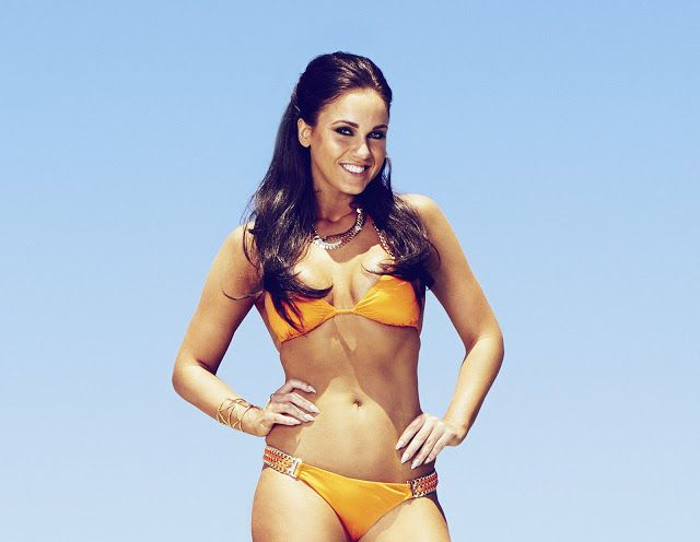 Alan Wentworth-Harley's Marbella Property Insider: Ex jungle celebrity Vicky Pattison looking great i...