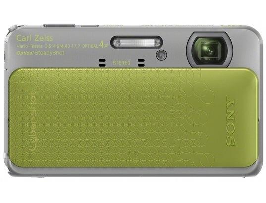 Appareil photo numérique compact SONY CyberShot DSC-TX20 #vert #green
