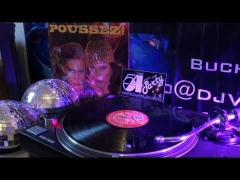 """POUSSEZ! - You're All I Have 12"""" Vinyl Studio54-Disco Classics by DJ ViLLY Berlin - YouTube"""