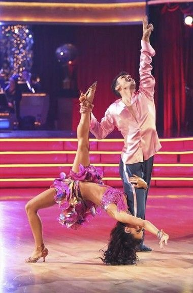 dancing with the stars allstars champions!!!!!!!!!! Melissa and tony