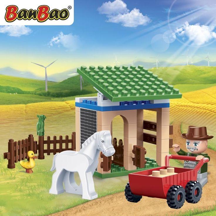 Kleine boerderij (8588)