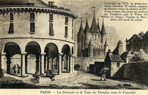 L'enclos du Temple