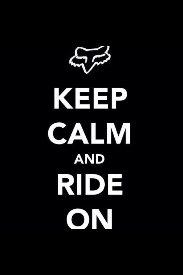 Fox Racing. #dirtbikelover