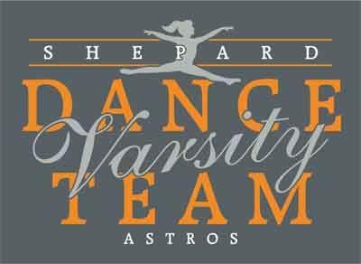 dance team tshirt idea