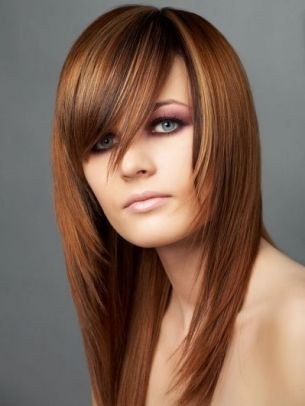 Layered Long Hairstyle Trends 2012