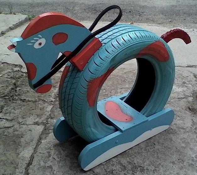Horse tire kids                                                                                                                                                      Más