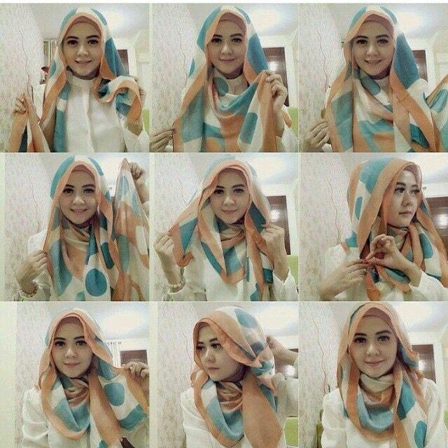 #hijabtutorial #stepbystep #simple #easy