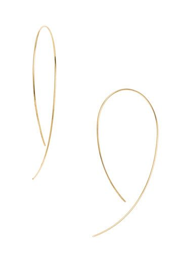 18k gold, feminine and super sexy earrings