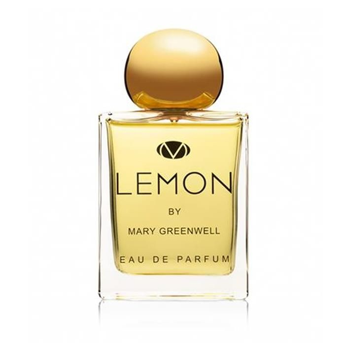 Lemon Eau De Parfum 100ml Spray by Mary Greenwell. Sadly Discontinued