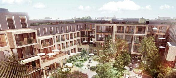 Sølund Retirement Community :: Henning Larsen Architects
