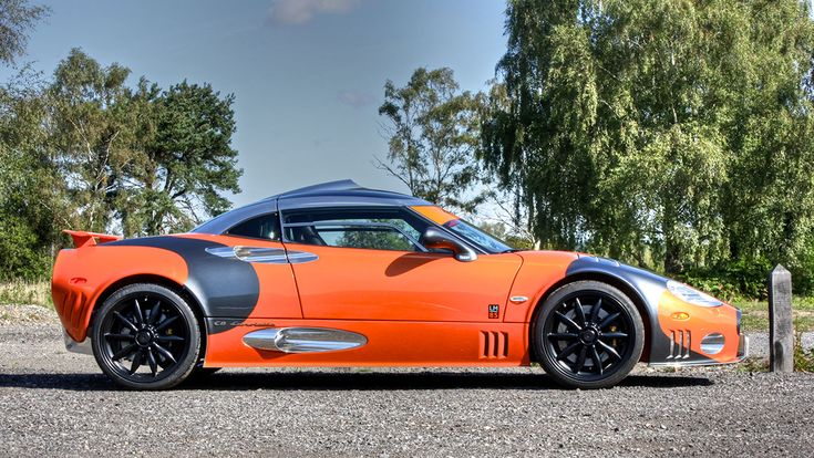 SPYKER C8 - LM85 LIMITED EDITION