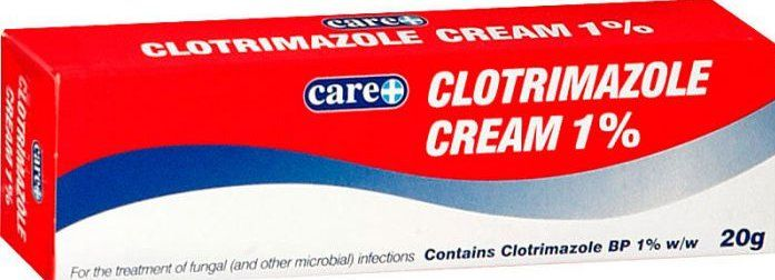 Clotrimazole 1% Cream 20g Clotrimazole 1 cream is used to treat a wide range of skin infections caused by fungi. These include infections with dermatophytes such as tinea, eg ringworm tinea corporis, athletes foot tinea pedis, http://www.MightGet.com/january-2017-11/clotrimazole-1%-cream-20g.asp