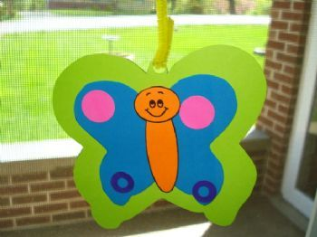 Butterfly #Craft