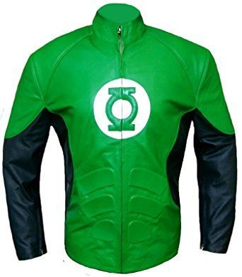 Green Lantern Ryan Reynolds Leather Jacket