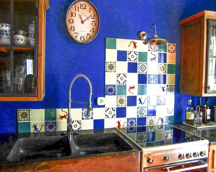 Mejores 35 imágenes de COCINAS CON TALAVERA en Pinterest | Cocinas ...
