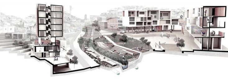 "MSA+PMA Architecture's Winning Proposal for the Regeneration of ""Cabuço de Baixo 5"""