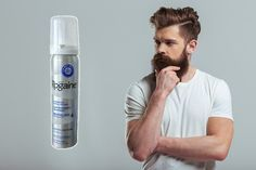 Minoxidil a.k.a. Rogaine is the most effective way to grow thicker hair. Here's everything you need to know about minoxidil beards.