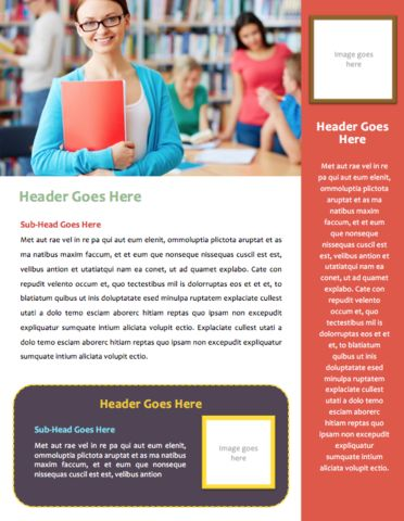 37 best Design Services Custom Email Templates images on Pinterest - employee newsletter template