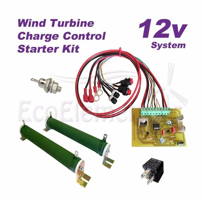 Charge Controller Wiring Diagram For Diy Wind Turbine Or Solar Panels Wind Turbine Solar Power Facts Solar Energy System
