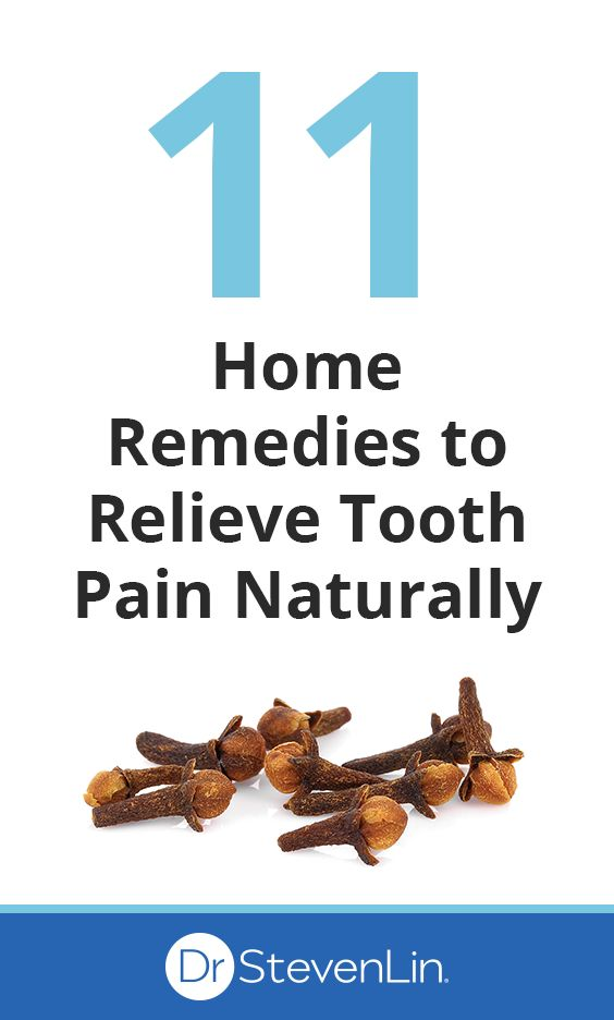 A throbbing tooth pain can be a sign of dental disease. Can't get straight to your dentist? Relieve tooth pain naturally with a home remedy.
